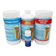 Chlorgranulat Starter Set - Multicolor, Basics, Kunststoff
