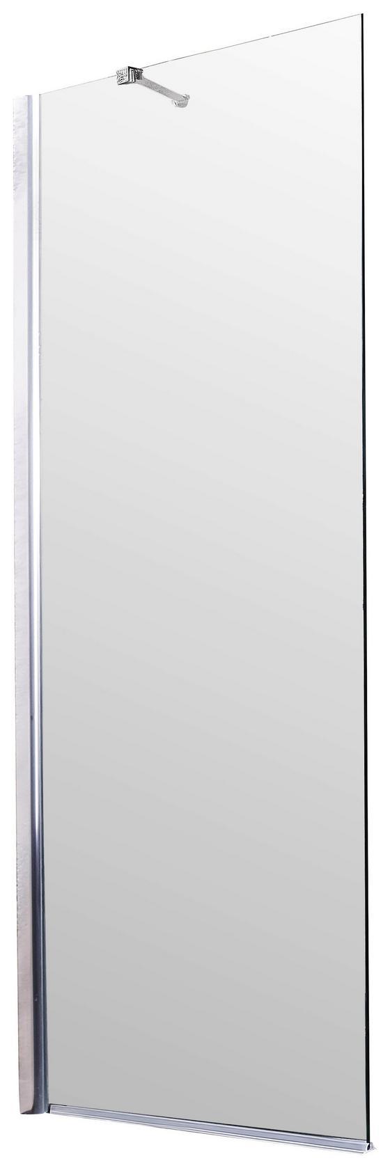 Duschtrennwand Sanoflex Young 75cm - MODERN, Glas (75-77/195cm)