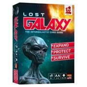 Kartenspiel Lost Galaxy - Schwarz/Dunkelblau, MODERN, Kunststoff (28/19/36cm)