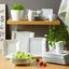 Servis Kombinovaný 30-dílný, Katja - bílá, keramika - Premium Living