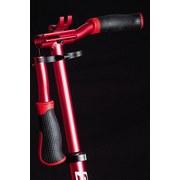 Scooter 513 Six Degrees B: 34,5 cm Rot - Rot/Schwarz, Basics, Metall (93,5/34,5/105,5cm)