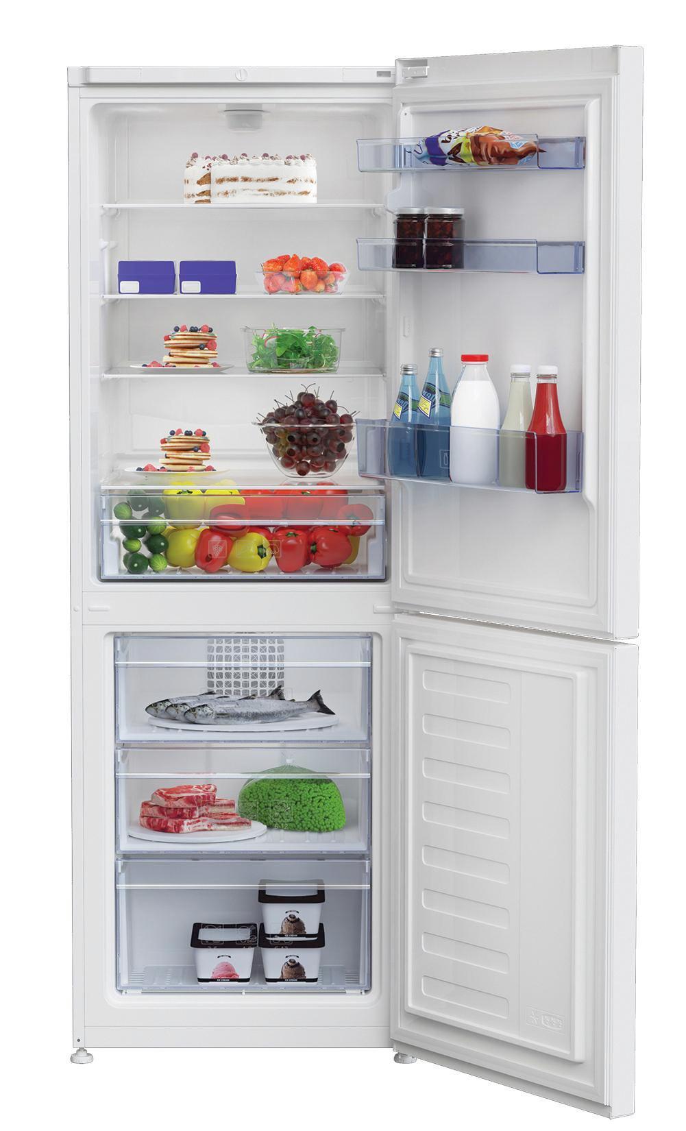 Kühlschrank Gefrierschrank Kombination : Kühl gefrier kombination rcsa k w online kaufen ➤ möbelix