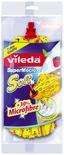 Ersatzmopp Super Mocio Soft - Gelb, KONVENTIONELL (8.8/36.5/15cm) - Vileda