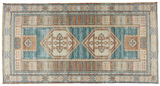 Hladce Tkaný Koberec Amelie - Multicolor, umělá hmota (65/160cm) - Mömax modern living