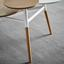 Konferenčný Stolík Ryan - biela/farby brestu, Moderný, kov/drevo (92,5/64/50cm) - Mömax modern living