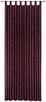 Kombivorhang Liliane - Rot, ROMANTIK / LANDHAUS, Textil (140/255cm) - James Wood