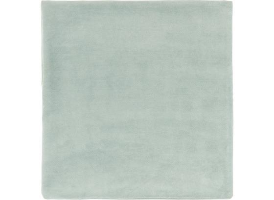 Povlak Na Polštář Marit - mátově zelená, textil (40/40cm) - Mömax modern living