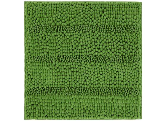 Předložka Koupelnová Uwe -top- - zelená, Basics, textil (50/50cm) - Mömax modern living