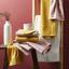 Rukavica Na Umývanie Melanie - žltá, textil (16/21cm) - Mömax modern living