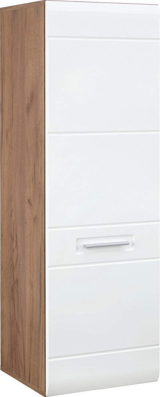 Hängeelement Avensis - Eichefarben/Weiß, MODERN, Holzwerkstoff (40,3/123,4/37,1cm) - Luca Bessoni