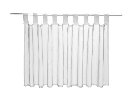 Krátka Záclona Hanna - prírodné farby, textil (145/50cm) - Mömax modern living