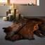 Kozia Kožušina Heidi - prírodné farby/hnedá, prírodné materiály (80/50cm) - Mömax modern living