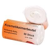 Müllsack 9 L - 50 Stück - Klar, KONVENTIONELL, Kunststoff (4,5/8,5cm)