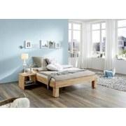 Futonbett Manuela 90x200 cm Buche Massiv - Naturfarben, Design, Holz (90/200cm) - Bessagi Home