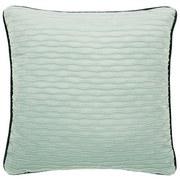 Zierkissen Waves - Mintgrün, MODERN, Textil (45/45cm) - Luca Bessoni