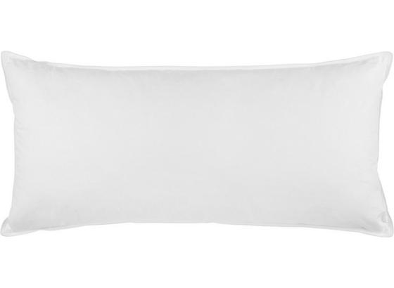 3-komorový Polštář Vanessa - bílá, textil (40/80cm) - Mömax modern living