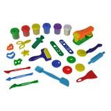 Knetmasse A&f Grosses Set - Multicolor, Basics, Kunststoff (6,5/54,5/43,5cm)