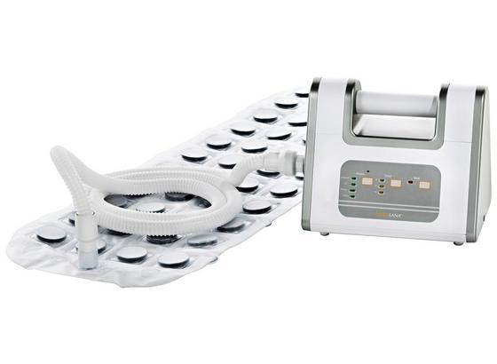 Luftsprudelbad Bbs - Weiß/Grau, MODERN, Kunststoff (36/120cm) - Medisana