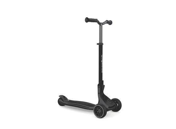 Scooter Globber Ultimum 39,5x101 cm - Dunkelgrau/Schwarz, Basics, Kunststoff/Metall (39,5/101/63cm)