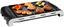 Elektrogrill Health Grill - Silberfarben/Schwarz, MODERN, Metall (53,50/7,40/28,20cm)