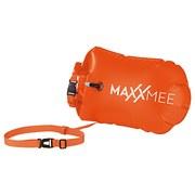 Schwimmkissen Maxxmee Schwimmboje Orange - Orange, Basics, Kunststoff (37,5/72cm)