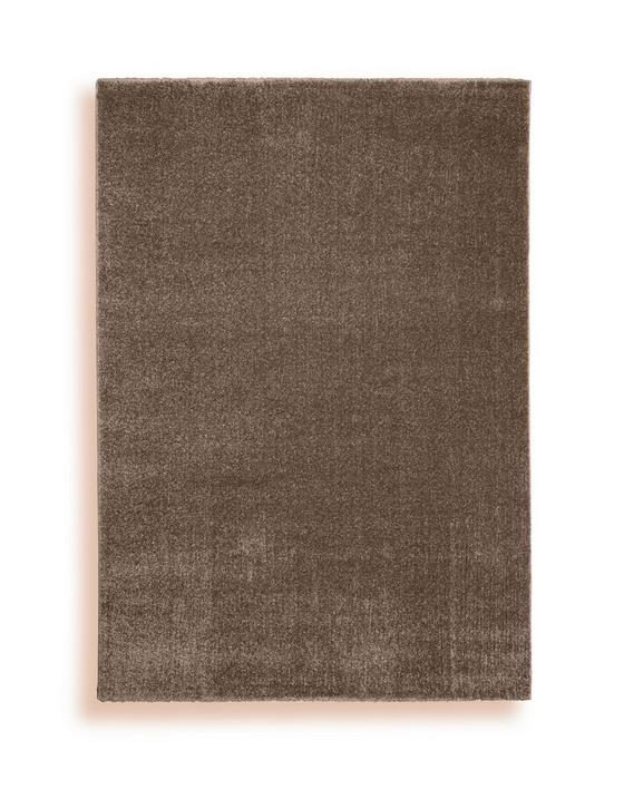 Webteppich Cassandra 80x150 cm - Beige, Textil (80/150cm) - Ombra