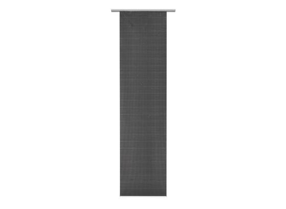 Posuvný Záves Loft - čierna, Moderný, textil (60/245cm) - Mömax modern living