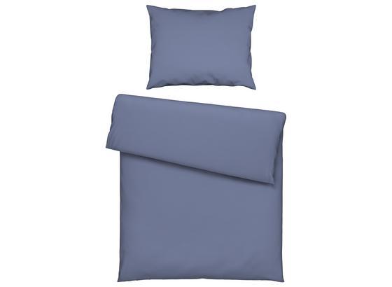 Povlečení Iris - modrá, textil (140/200cm) - Modern Living