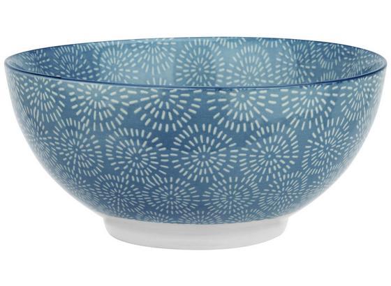 Miska Nina - modrá, keramika (20cm) - Mömax modern living