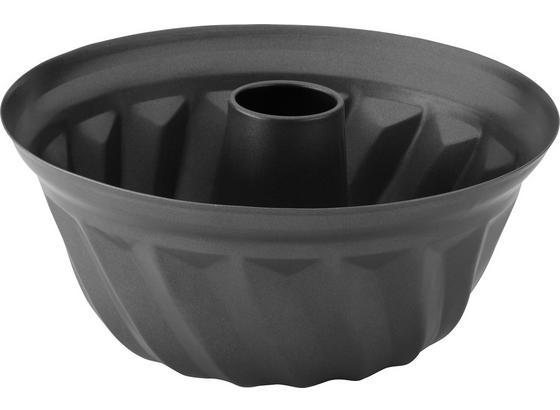 Forma Na Bábovku Lena - černá, kov (24,5/10,5cm) - Mömax modern living