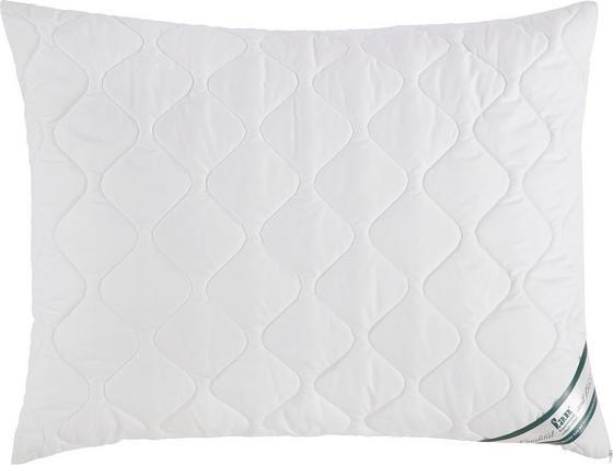 Frankenstolz Kopfpolster Kansas 70x90 cm - Weiß, KONVENTIONELL, Textil (70/90cm) - FAN