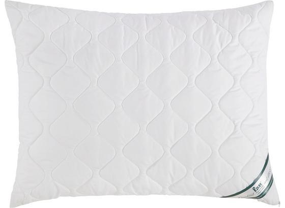 Kopfpolster Kansas 70x90 cm - Weiß, KONVENTIONELL, Textil (70/90cm) - FAN