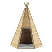 Spielzelt Plum Tipi 230 - Ahornfarben, MODERN, Holz (150/150/230cm)
