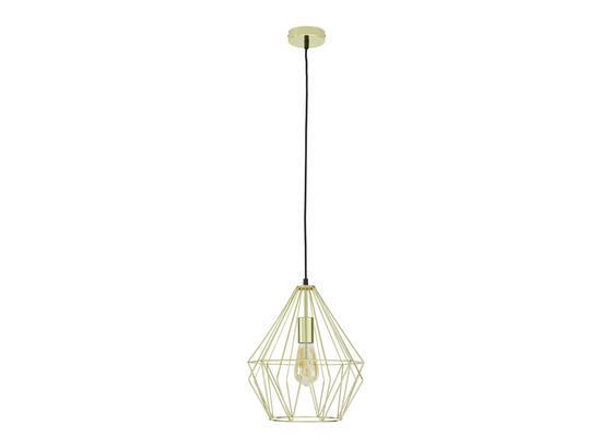 Závěsné Svítidlo Skeletton - barvy zlata, kov (30/110cm) - Mömax modern living