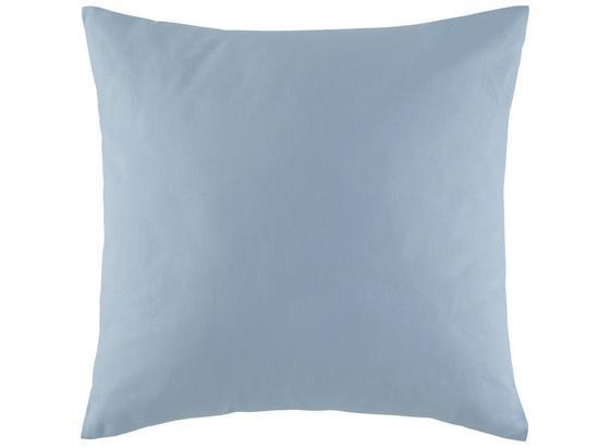 DEKORAČNÝ VANKÚŠ ZIPPMEX -BASED- -TOP- - svetlomodrá, textil (50/50cm) - Based