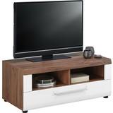 TV-Element Avensis - Eichefarben/Schwarz, MODERN, Holzwerkstoff (100/41,1/49,6cm) - Luca Bessoni