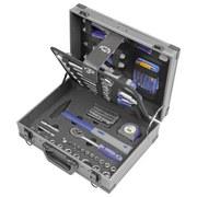 Werkzeugset 03181 89-teilig - Grau, MODERN, Metall (37/14/29,30cm) - Erba