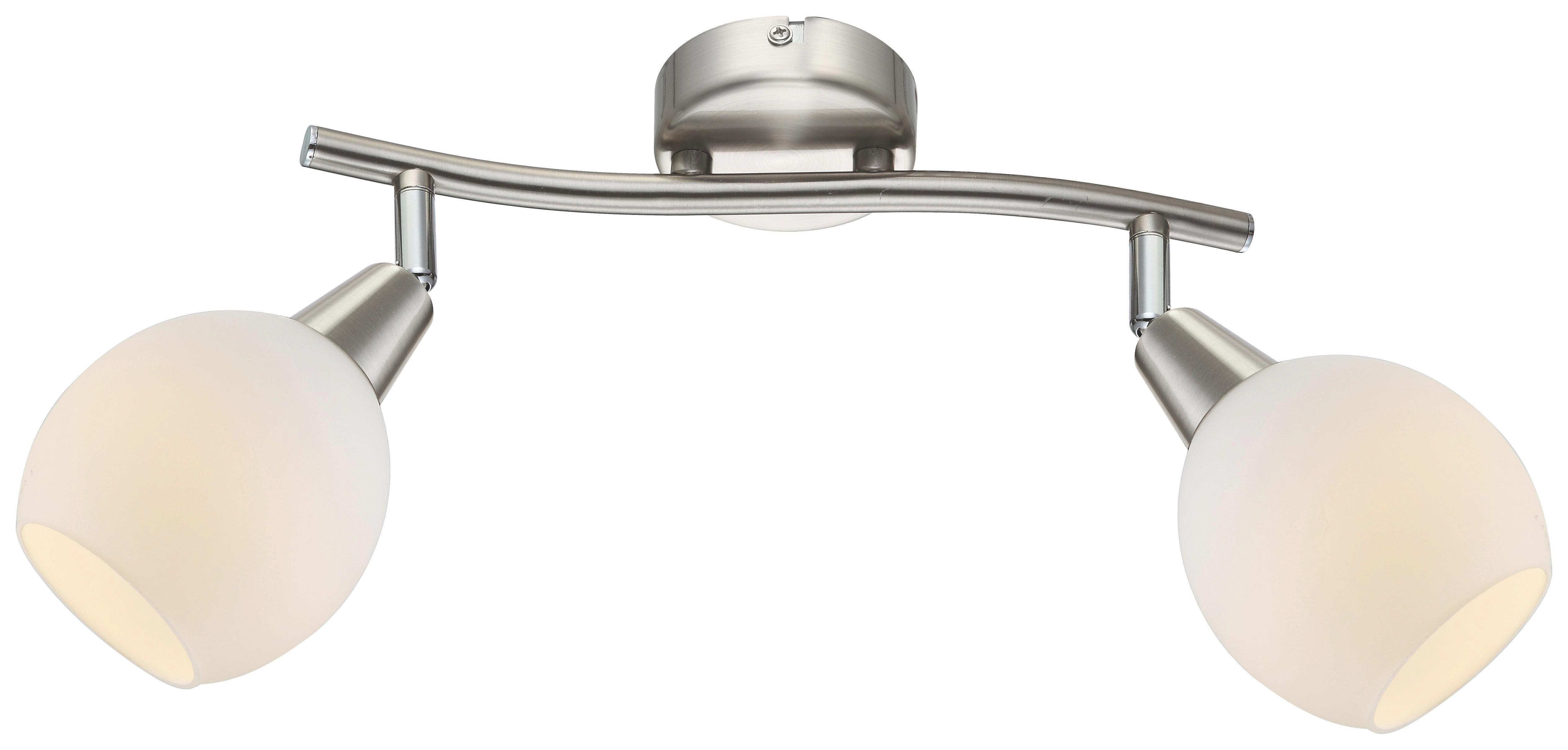 Bodove Svetlo Samuel - Konvenčný, kov/pohár (28/9,7cm) - MÖMAX modern living