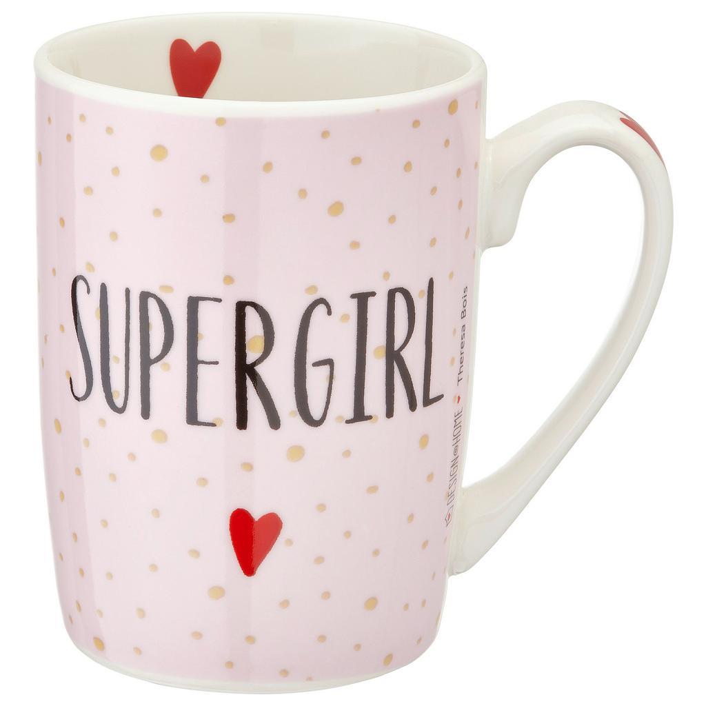 Hrnček Na Kávu Supergirl Ca. 250ml