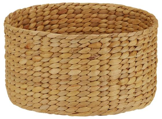 Dekoschale Gawan L - Naturfarben, KONVENTIONELL, Naturmaterialien (30/15cm) - Ombra
