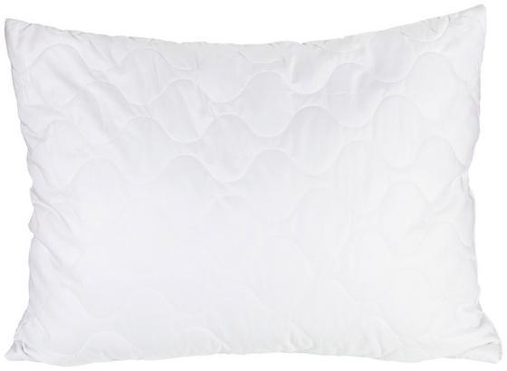 Kopfpolster Tencel 70x90 cm - Weiß, Textil (70/90cm)