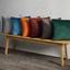 Polštář Malea 45x45cm I - tmavě zelená, Moderní, textil (45/45cm) - Mömax modern living