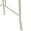 Gartenbank Pisa - Weiß, MODERN, Metall (105/91,5/58cm) - Ombra