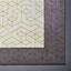 Tkaný Koberec Berlin 1 - žltá/biela, textil (080/150cm) - Mömax modern living