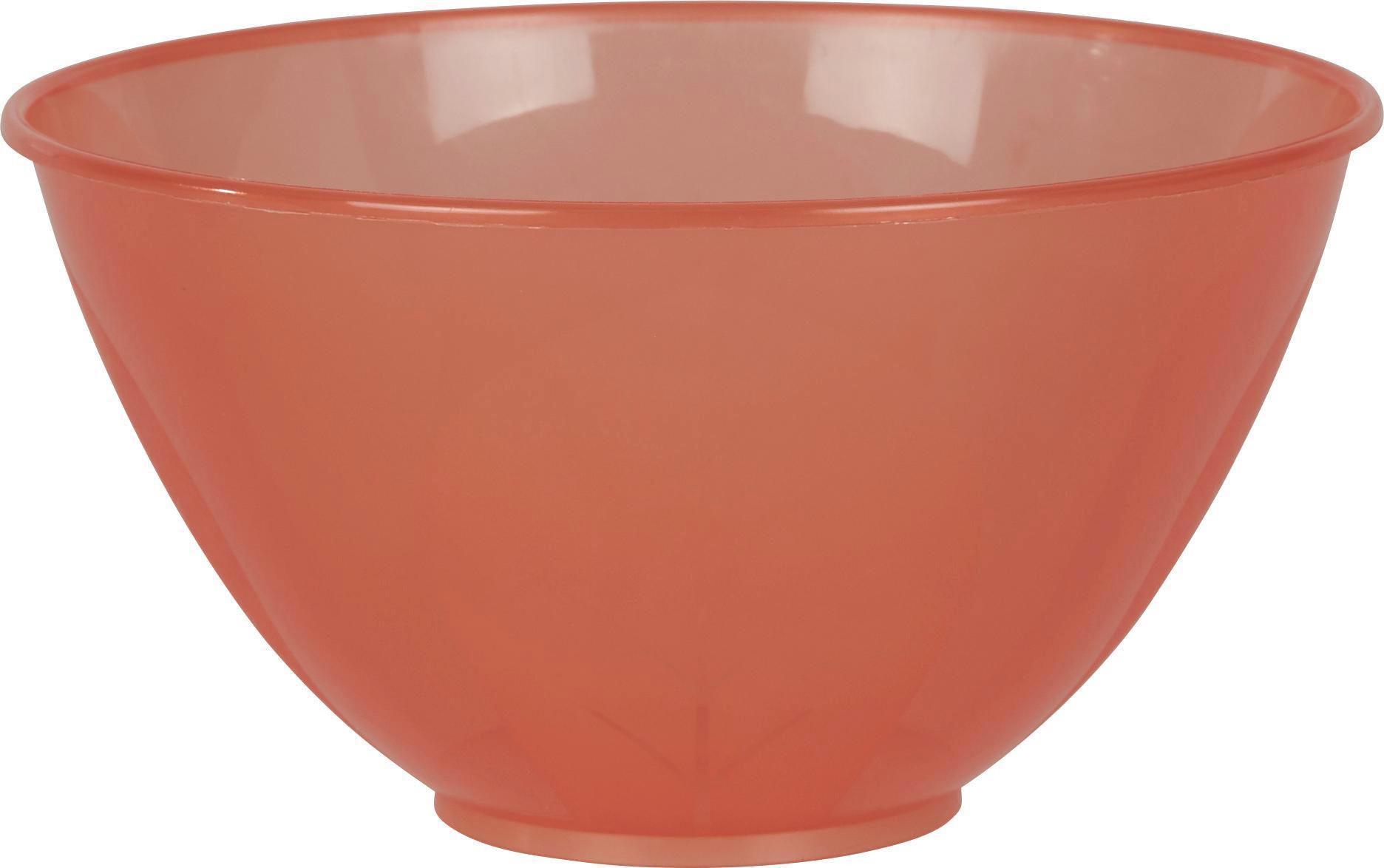 Tál Carson - lila/pink, konvencionális, műanyag (1l) - OMBRA