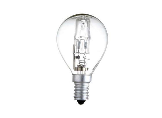 Žárovka Alfons 2 Ks/balenie - čiré, Konvenční (4.5/8cm)