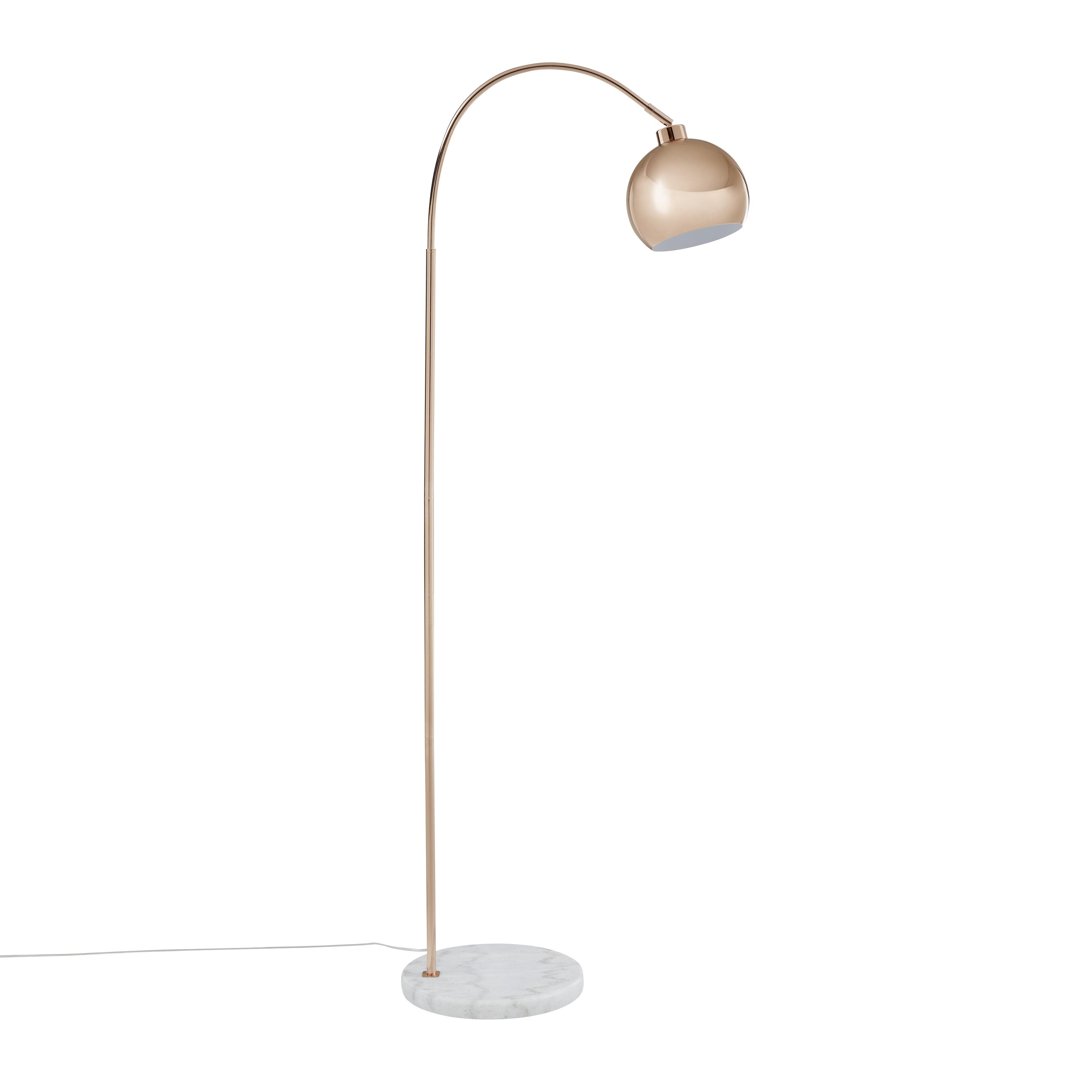 Levně Stojací Lampa Eros V: 154cm, 60 Watt