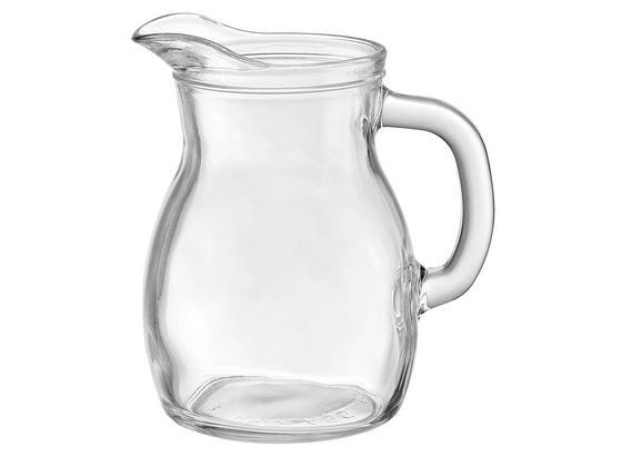 Sklenený Džbán Pitch - číre, sklo (8/11,7cm) - Mömax modern living