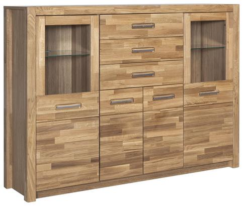 Highboard aus Eiche
