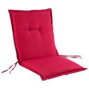 Sesselauflage Rabia Niedriglehner - Pink, MODERN, Textil (50/105cm) - Luca Bessoni